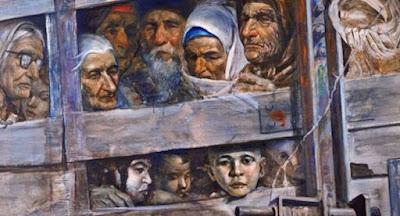 18 мая – день памяти жертв депортации крымскотатарского народа