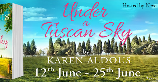 Under a Tuscan Sky – by Karen Aldous