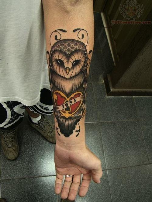 Tatuajes De Búhos Significado E Ideas Originales Belagoria La