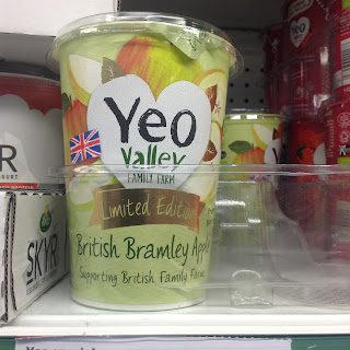 Yeo Valley British Bramley Apple Limited Edition
