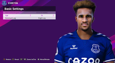 PES 2020 Faces Jean Philippe Gbamin by Rachmad ABs