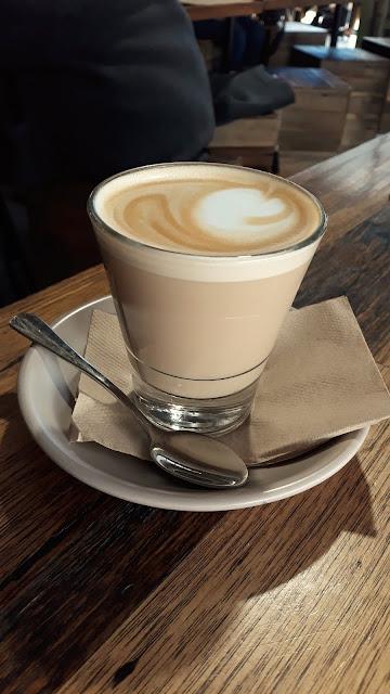 Wholefood Merchants Cafe Ferntree Gully Coffee