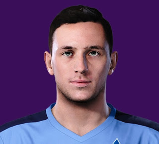PES 2020 Faces Nikita Chernov