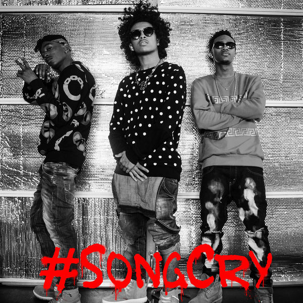 Mindless Behavior - #SongCry - Single Cover