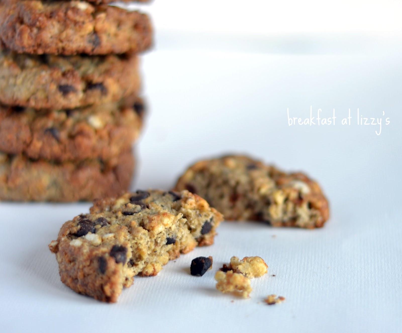 Preferenza breakfast at lizzy's: biscotti croccanti con avena e riso soffiato UE88