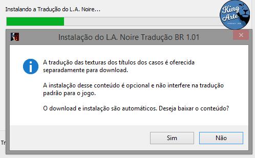 Como instalar tradução no L.A. Noire com DLCs e sem bug do mapa