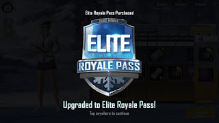 Royale Pass PUBG