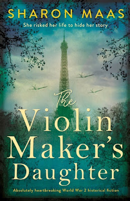 French Village Diaries book review The Violin Maker's Daughter Sharon Maas