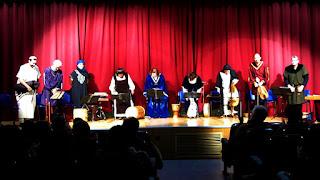 Menestrils al Concert d'Albalat de la Ribera