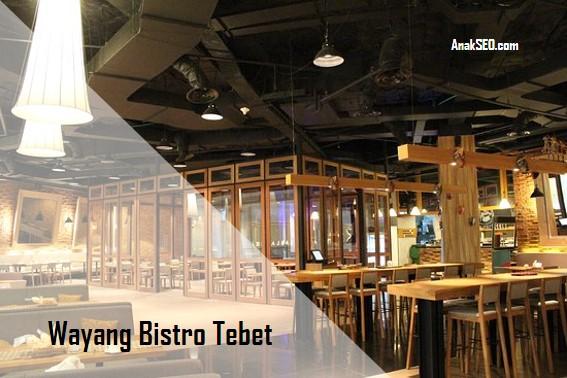 Wayang Bistro Tebet