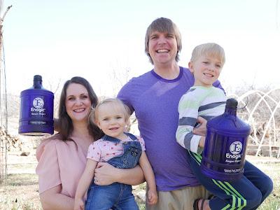 Tim and Cheri McGaffin - Kangen 7-Day Gallon Challenge