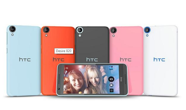 HTC Desire 820 Secret Codes, Hidden Menu in HTC Desire 820