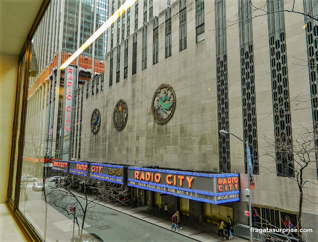 Radio City Music Hall, Nova York