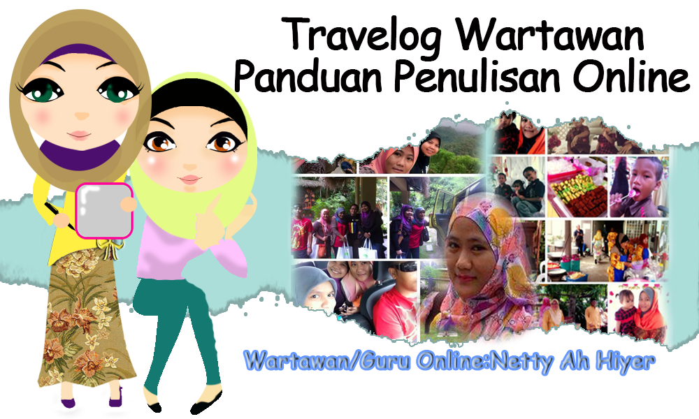 Travelog Wartawan