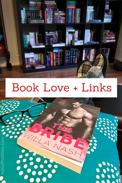 Book Love + Links: Oct. 17, 2020 | About That Story