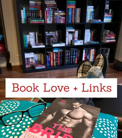 Book Love + Links: Oct. 17, 2020