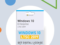 Hướng dẫn lấy bản quyền số Windows 10 LTSC 2019