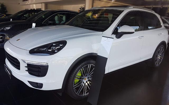 Porsche Cayenne - 2º Porsche mais vendido do Brasil