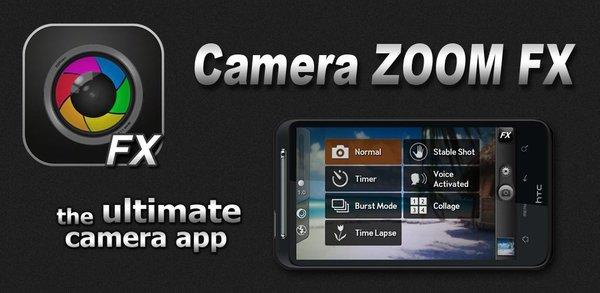 Aplikasi Camera Zoom FX Premium Untuk Smartphone Android