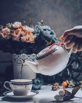 تجارب استخدام الشاي الابيض للتنحيف