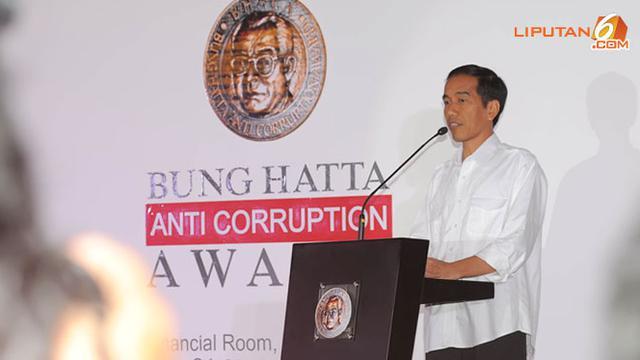 Ingkar Janji, Penghargaan Anti Korupsi Jokowi Diminta Dicabut