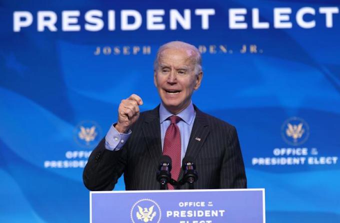 Il piano miliardario di Biden contro il Covid