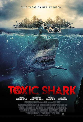 Toxic Shark 2017 UNRATED Hindi Dual Audio 300Mb 480p BRRip