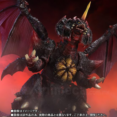 Figura Destoroyah Special Color Ver. S.H.MonsterArts