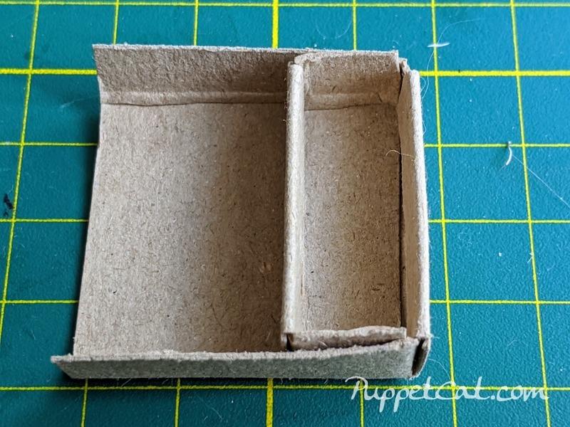 Коробка для кукольных игровых карт