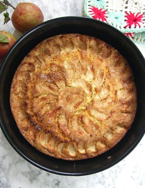 deense appelcake