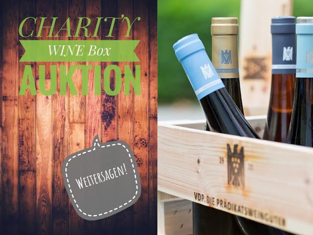 Charity-Weinversteigerung des VDP Nahe.
