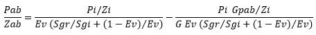 Ecuación de Agarwal et al.