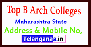 Top B Arch Colleges in Maharashtra