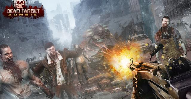 تحميل لعبة Dead Target Zombies اخر إصدار للأندرويد و الايفون