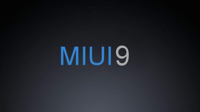 MIUI 9 with Android Nougat @ Xiaomi