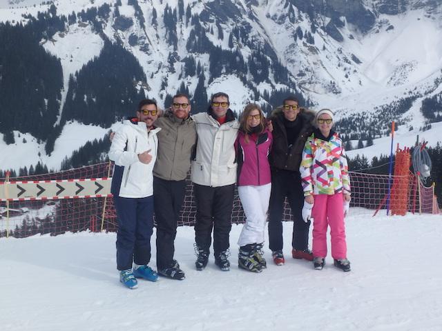 Megève ski