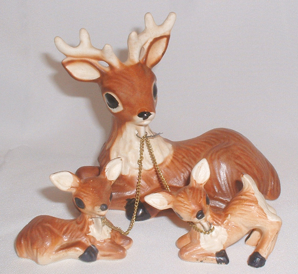 Vintage Goodness 1 0 Featured Collectible Vintage Deer