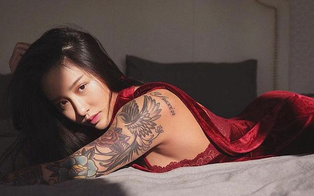'Mê muội' trước vòng 3 của nữ HLV thể hình người Trung Quốc -5