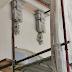 La Cazinoul din Constanta a inceput montarea noilor elemente decorative pe fatada