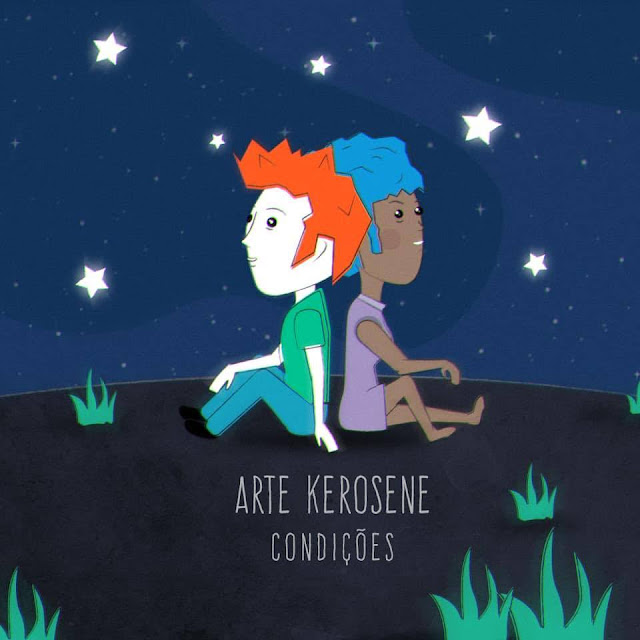 Arte Kerosene pede amor incondicional antes do fim do mundo
