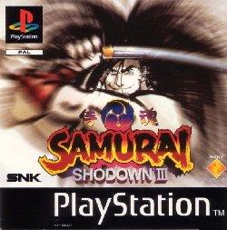Samurai Showdown III - PS1 - ISOs Download