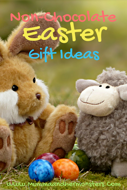 easter gift guide, non-chocolate, dairyfree, allergens, gits, kids gifts,