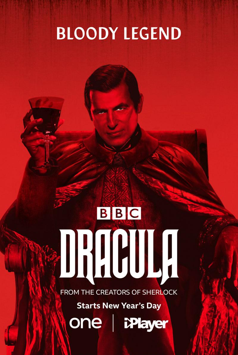 dracula bbc poster