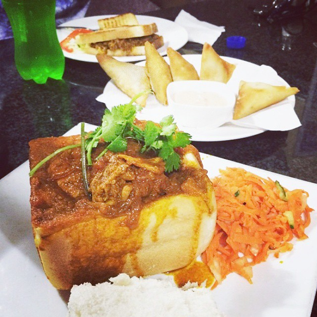 Hollywood Bunny Chow and Samoosas - Durban, Hollywoodbets Argyle