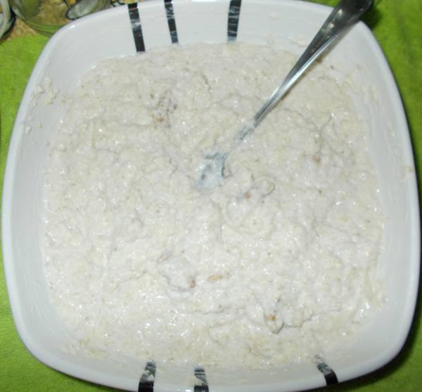 Receita light de risoto de quinoa