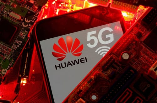 Huawei wants property rights in exchange for using its 5G technology