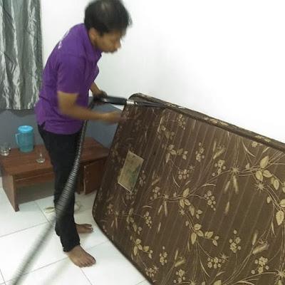 jasa cuci spring bed bandung