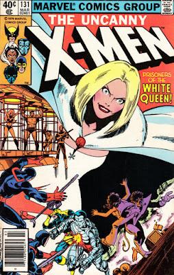 Uncanny X-Men #131, the White Queen