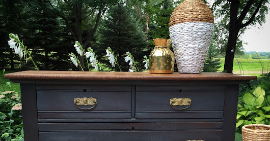 Refreshed Eastlake Dresser