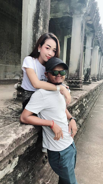 """Cặp đôi """"chống xấu vợ đẹp"""" nổi tiếng nhất Campuchia ngày ấy đã chính thức có con đầu lòng"""